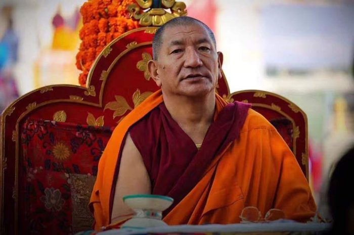 The Fourth Kathok Getse Rinpoche